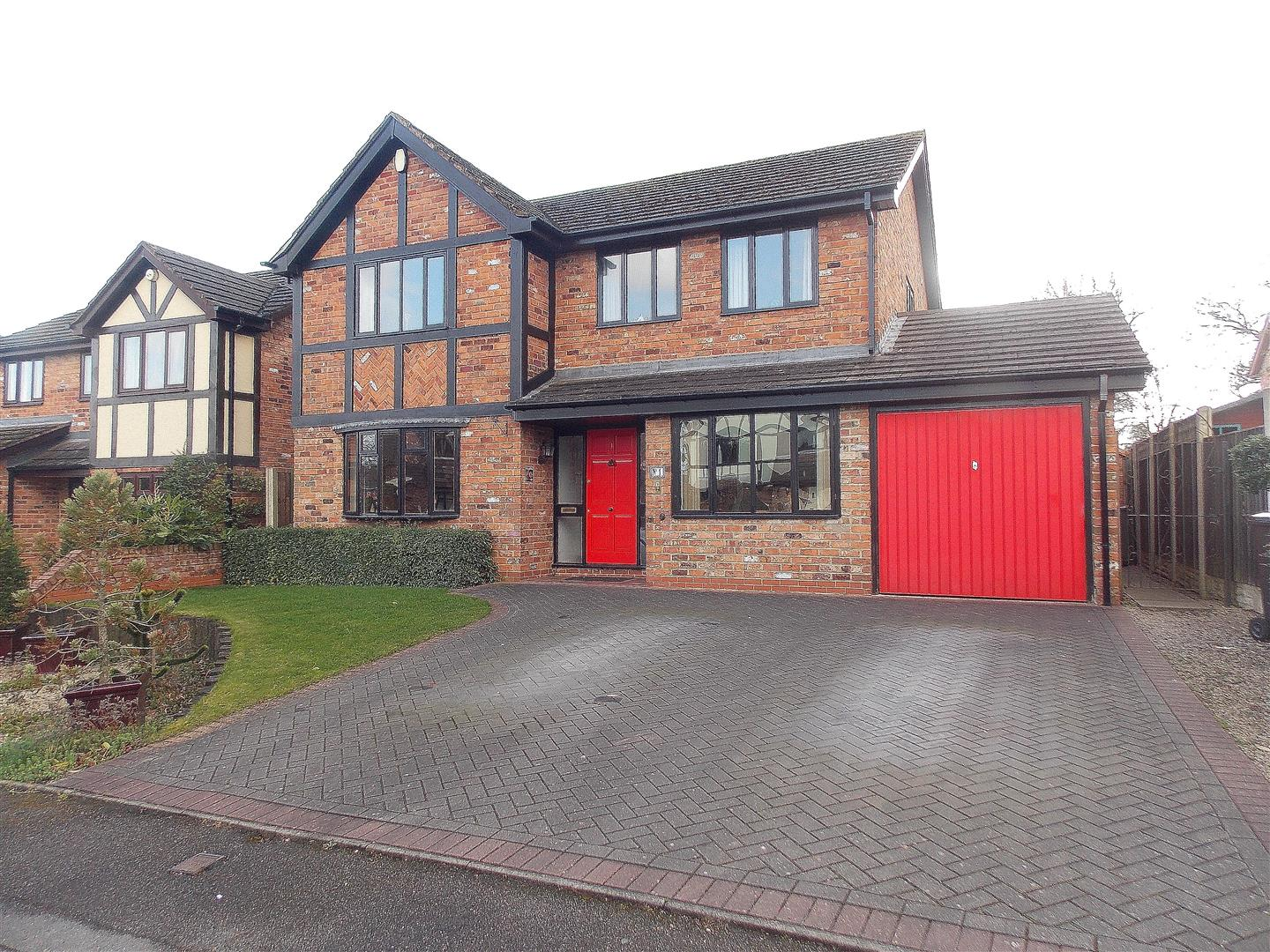 4 Bedrooms Property for sale in Cooks Drive, Castle Donington